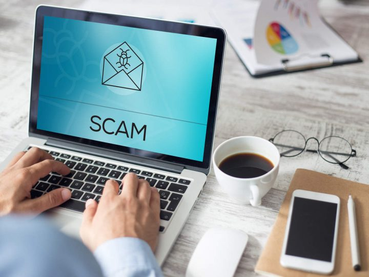 Stay Clear And Beware Of Email And Internet Scams